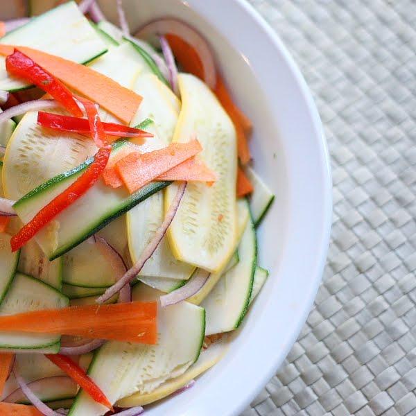 >Super Spring Salad