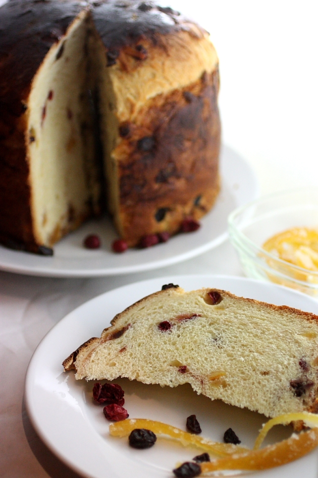 >Holiday traditions: Panettone