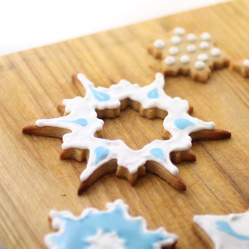 Holiday gift ideas: Sugar Cookies with Royal Icing