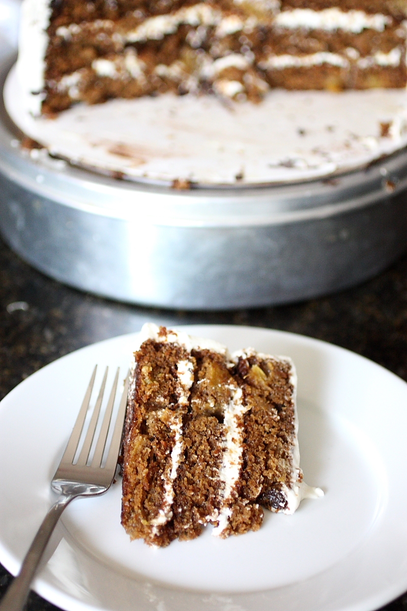 Best. Carrot. Cake. Ever.