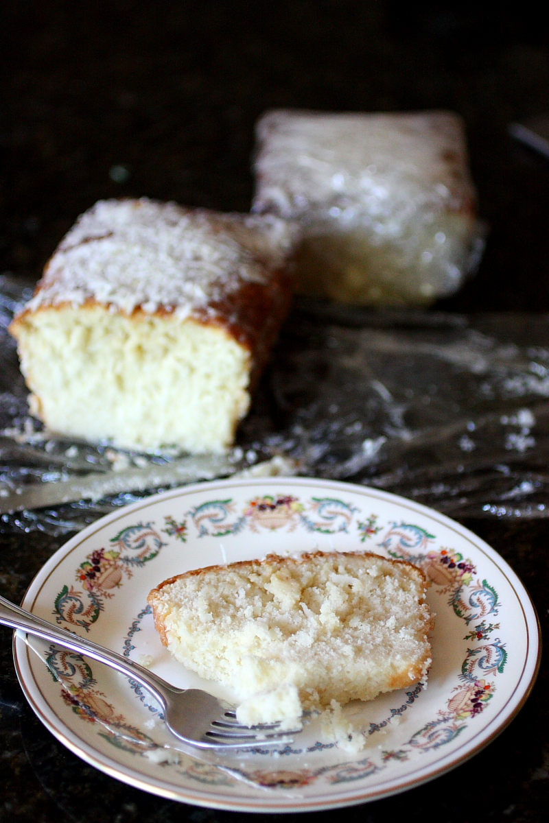 One Day At a Time. And Today It's Coconut Cake
