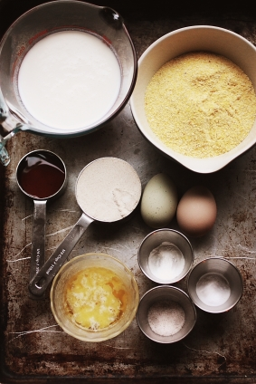 pancake ingredients
