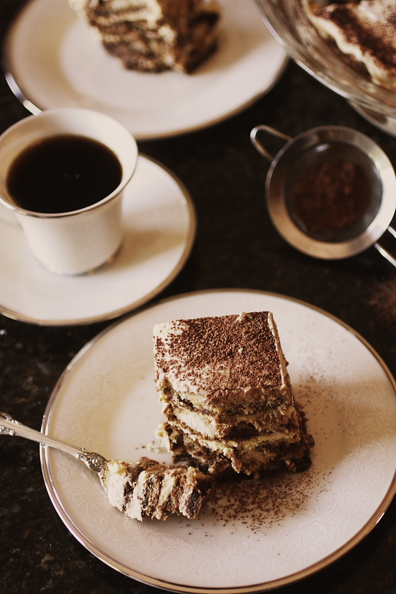 When You Need a Little Pick Me Up: Tiramisu