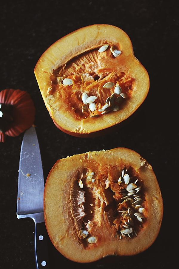 Hello, November {Roasted PumpkinSeeds}