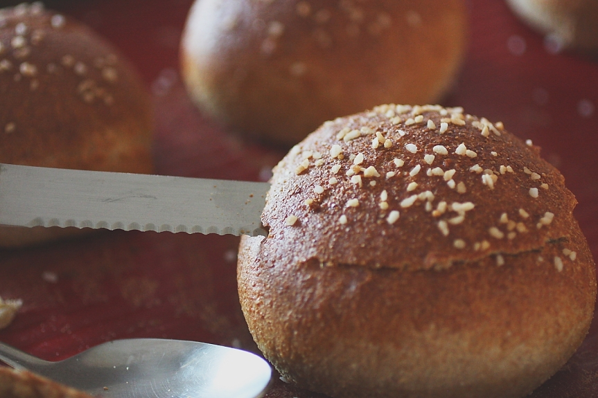 Almost a Year Later….{Pretzel Bread Bowls}
