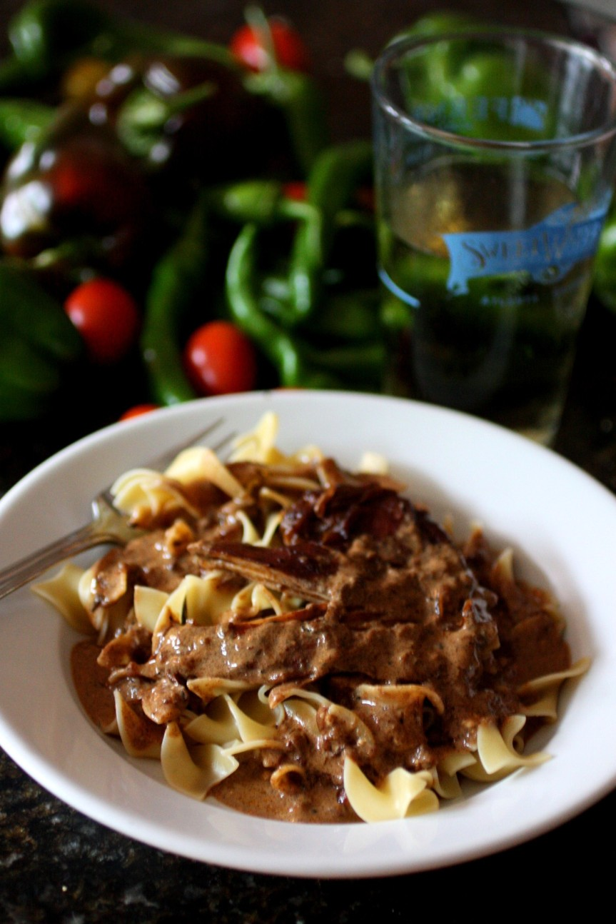 Waiter, There is Too Much Pepper on My Paprikash {ChickenPaprikash}