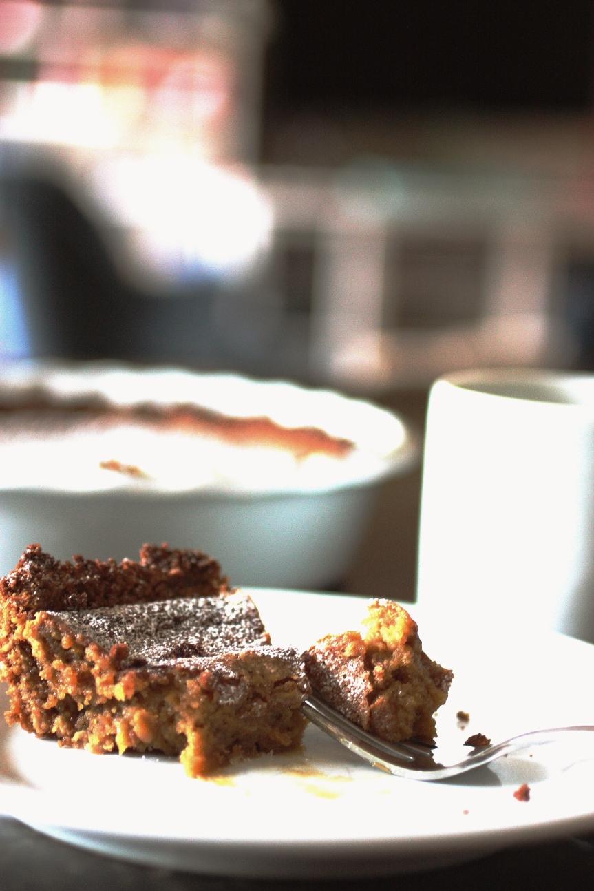 Pie, to Fill the Void {Buttermilk CrackPie}